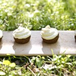 Carrot Oatmeal Cupcakes