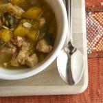 Pumpkin Pablano Stew