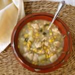Pablano Corn Chowder